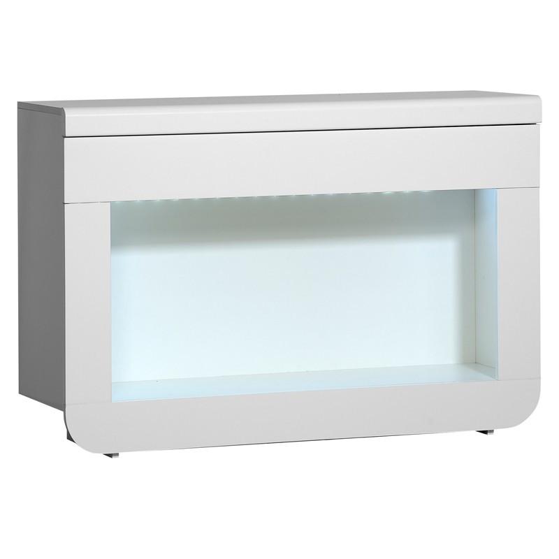 Console 1 tiroir à LEDs - Univers Petits Meubles : Tousmesmeubles