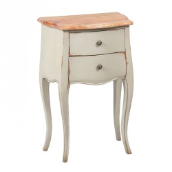 Table de chevet 2 tiroirs - Univers Chambre : Tousmesmeubles