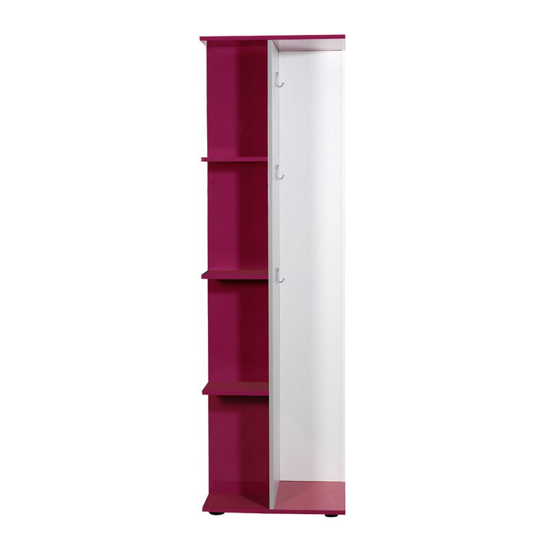 Armoire dressing 2 portes lullaby univers chambre - Armoire chambre 2 portes ...