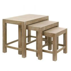 Tables gigognes en bois - Univers Salon : Tousmesmeubles