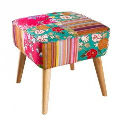 Tabouret Patchwork - CATHY