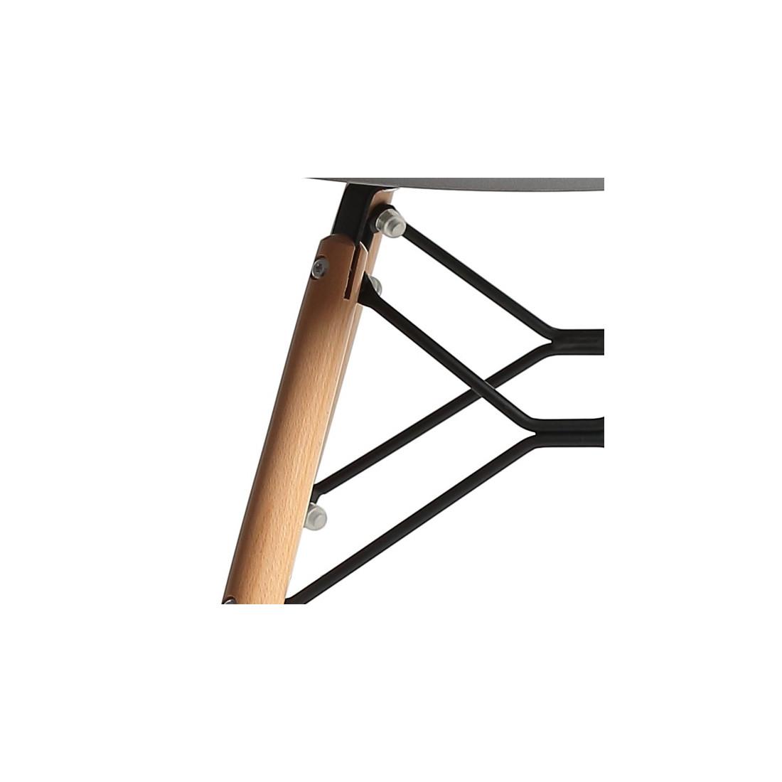 Chaises grises chaise grise pour le jardin with chaises for Chaise zenata