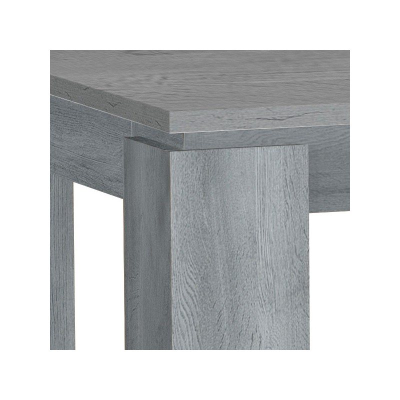 Table salle a manger bois gris table salle a manger bois for Table salle a manger bois gris