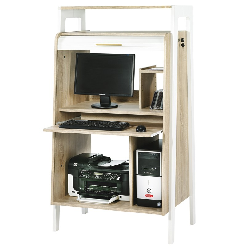 armoire rideau coulissant great lments haut cook meuble de cuisine cm blanc with armoire rideau. Black Bedroom Furniture Sets. Home Design Ideas