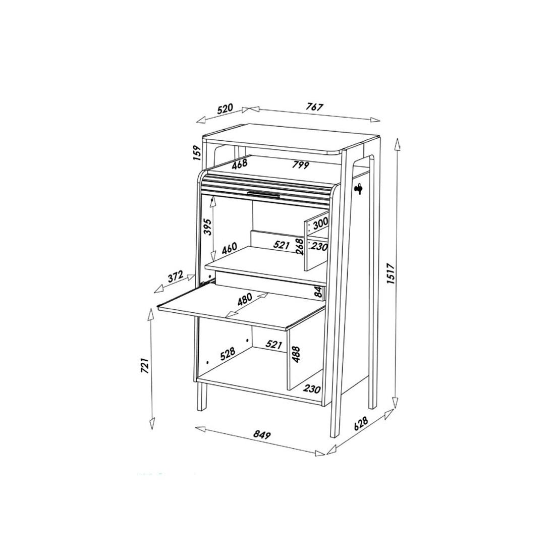 armoire designe but armoire informatique rideau dernier cabinet id es pour la maison moderne. Black Bedroom Furniture Sets. Home Design Ideas