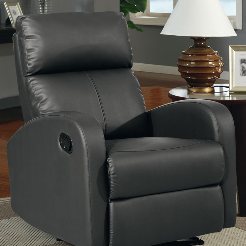 fauteuil de relaxation pistol univers du salon tousmesmeubles. Black Bedroom Furniture Sets. Home Design Ideas