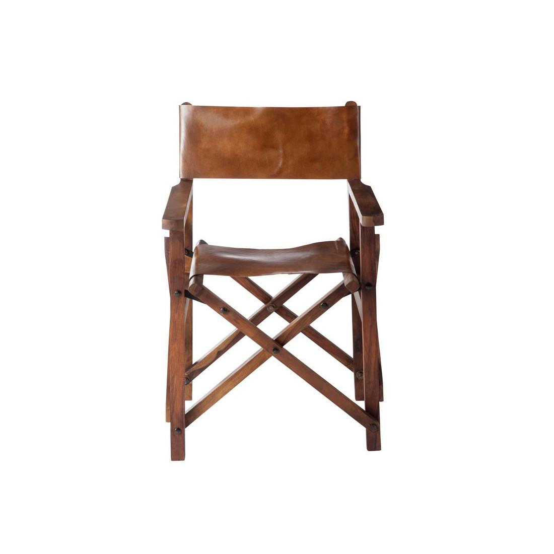 chaise de r alisateur pliable hoha univers assises et. Black Bedroom Furniture Sets. Home Design Ideas
