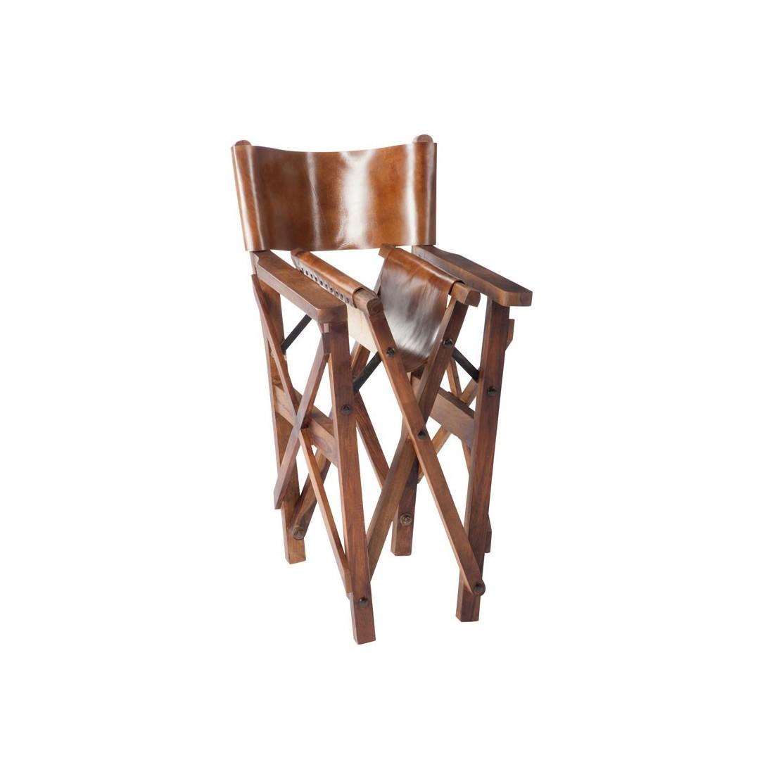 Chaise de Réalisateur Pliable HOHA Univers Assises et Salle  manger