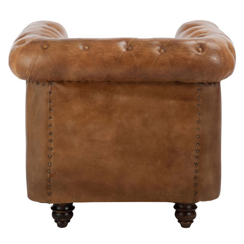 fauteuil chesterfield cuir fieldman univers du salon et chesterfield. Black Bedroom Furniture Sets. Home Design Ideas