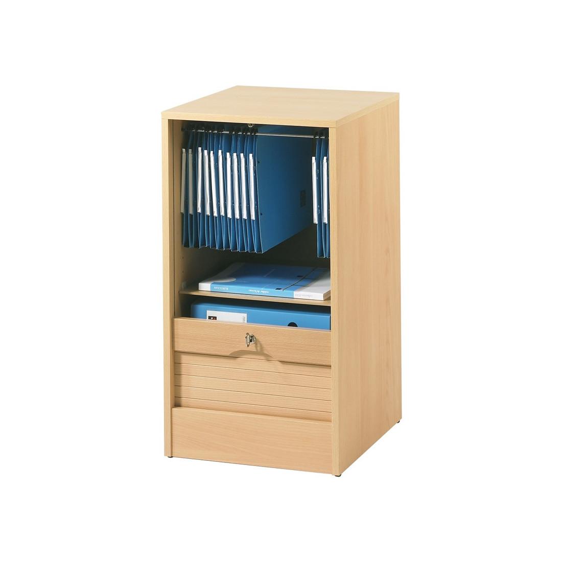 classeur rideau h tre taille s klass univers du bureau. Black Bedroom Furniture Sets. Home Design Ideas