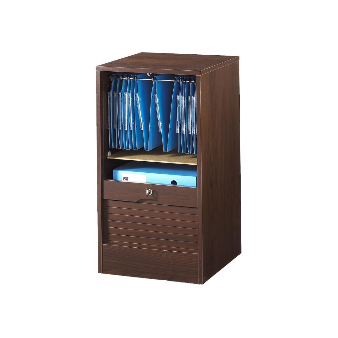 classeur rideau weng taille s klass univers du bureau. Black Bedroom Furniture Sets. Home Design Ideas