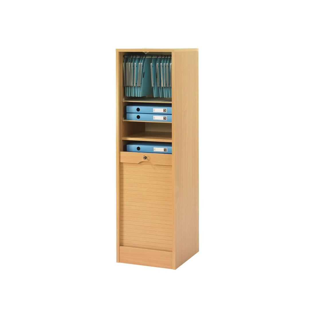 classeur rideau h tre taille l klass univers du bureau. Black Bedroom Furniture Sets. Home Design Ideas