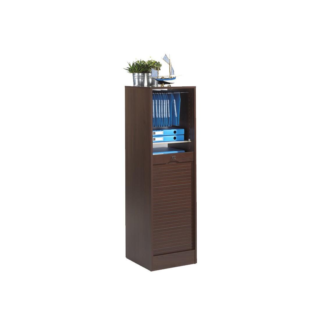classeur rideau weng taille l klass univers du bureau. Black Bedroom Furniture Sets. Home Design Ideas
