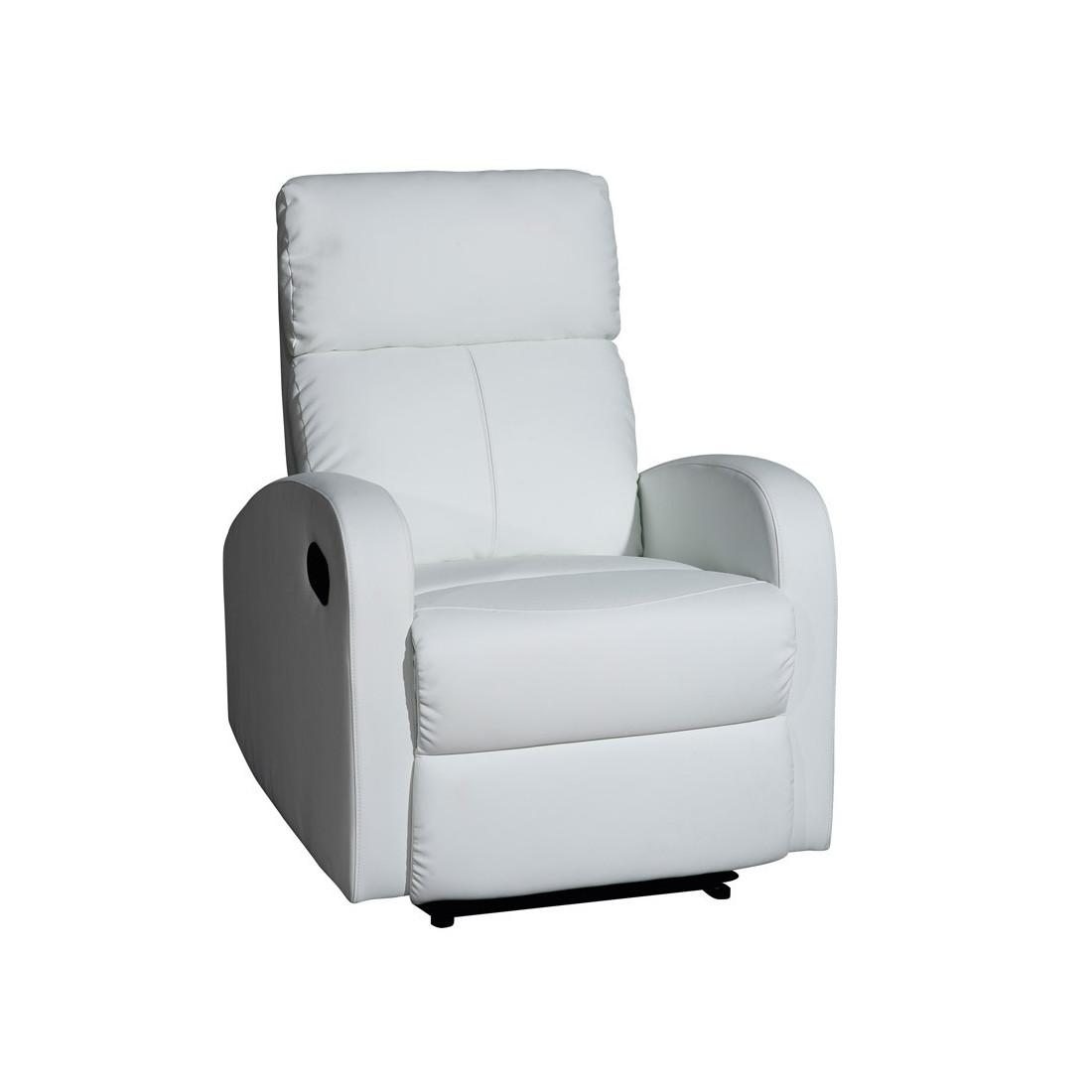 fauteuil de relaxation pistol univers du salon. Black Bedroom Furniture Sets. Home Design Ideas