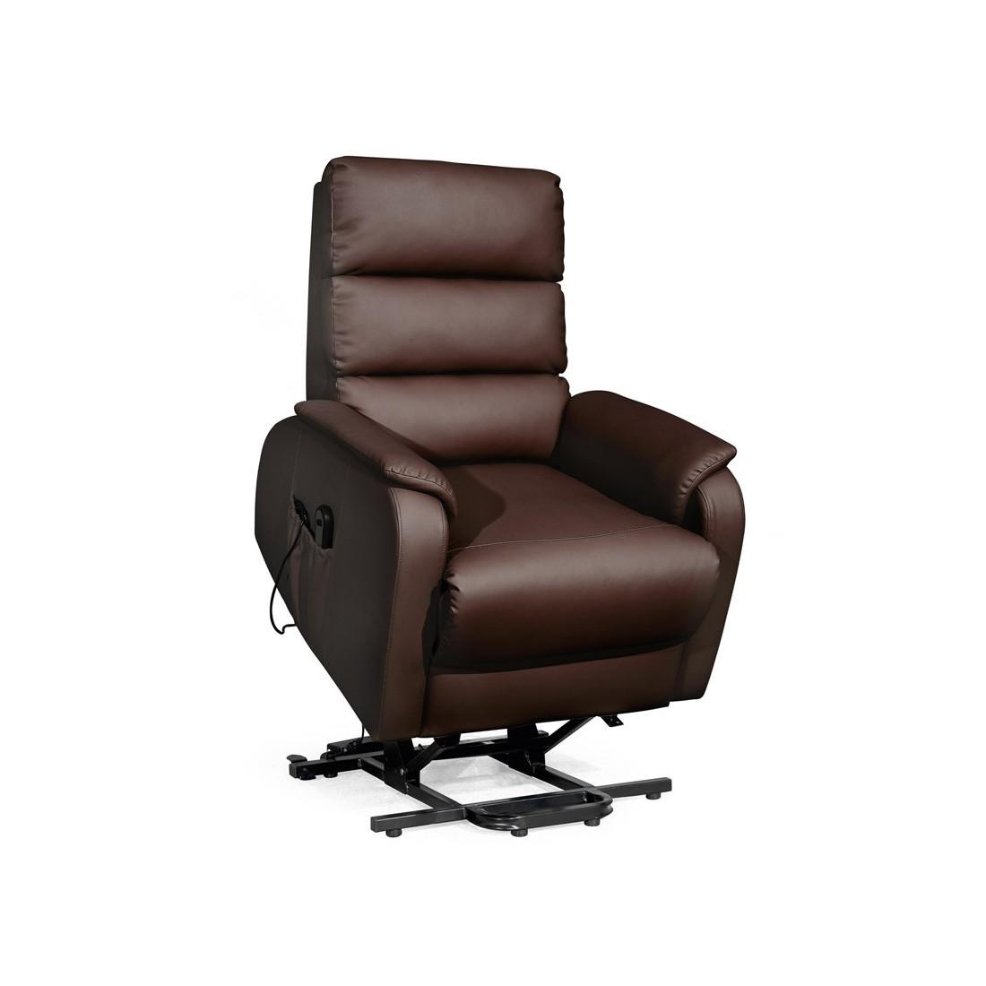 fauteuil de relaxation verso univers du salon tousmesmeubles. Black Bedroom Furniture Sets. Home Design Ideas