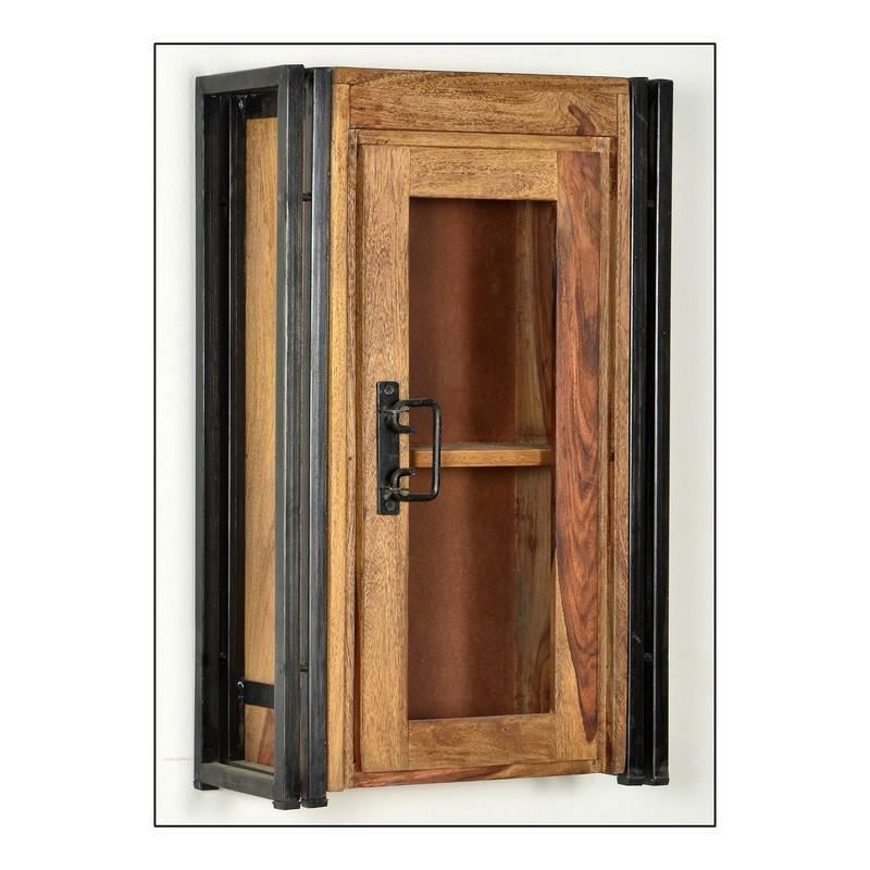 Meuble à suspendre 1 porte vitrée - IPANEMA