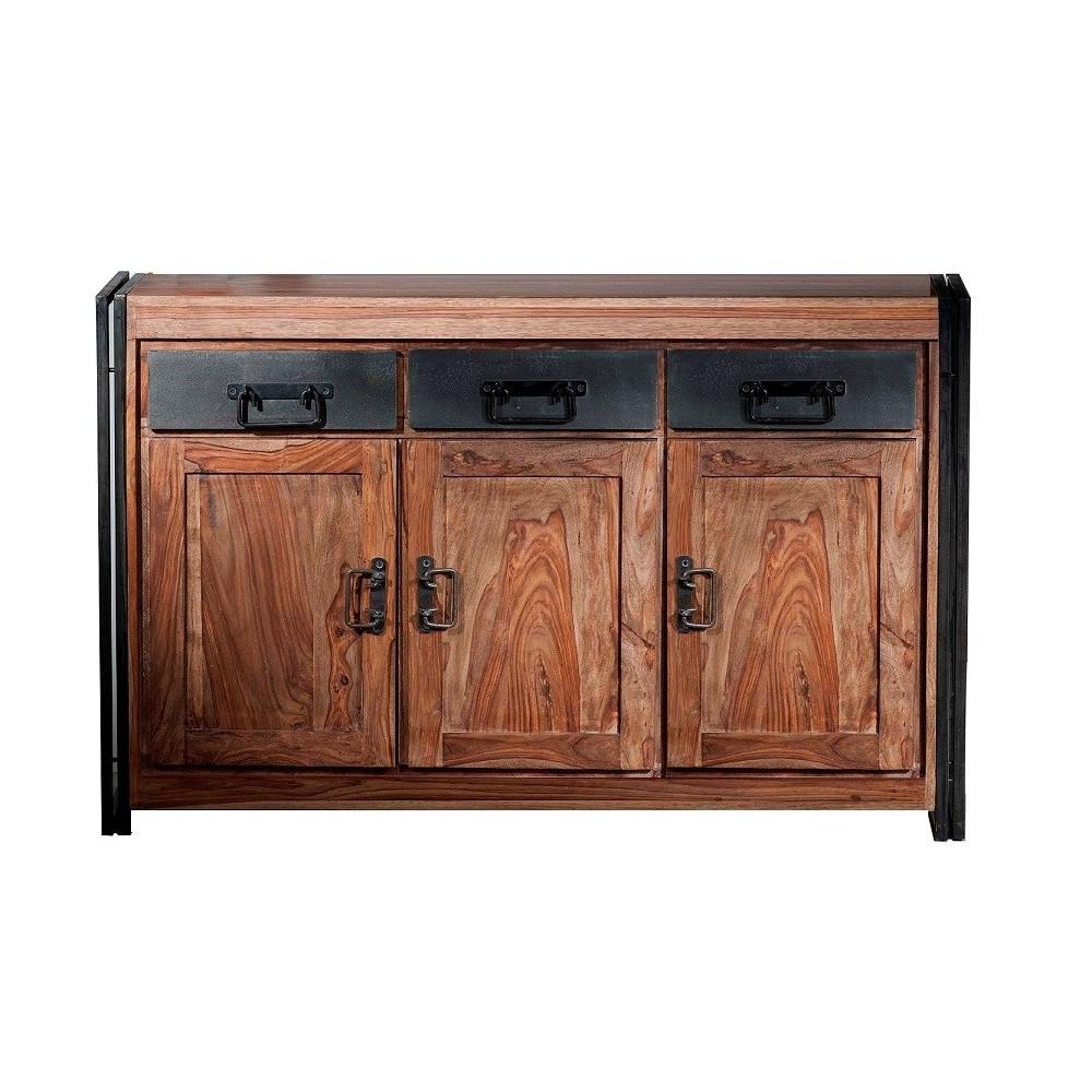Buffet 3 portes, 3 tiroirs - IPANEMA