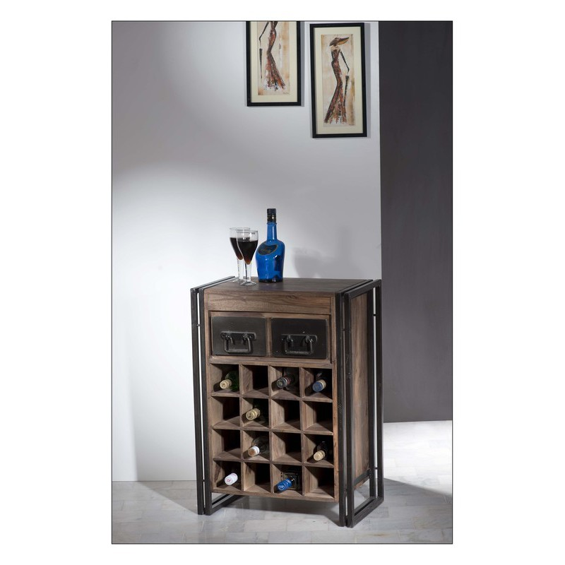 meuble sous bar amazing beau meuble en miroir art deco tabouret de bar style industriel mtal et. Black Bedroom Furniture Sets. Home Design Ideas