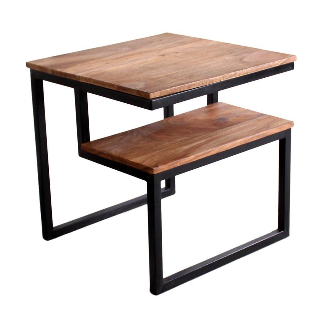 Table basse 2 plateaux - IPANEMA