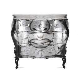 Commode 3 tiroirs Visage Taille L - PRECIOUS