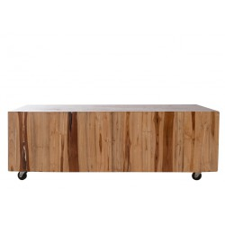 Table basse Rectangulaire sur roulettes - TICKY