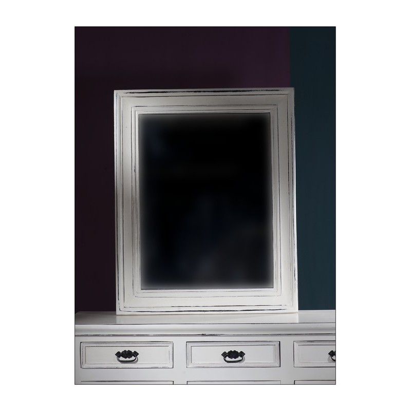 Miroir 80x100 cm tolede univers decoration for Miroir 100 x 70