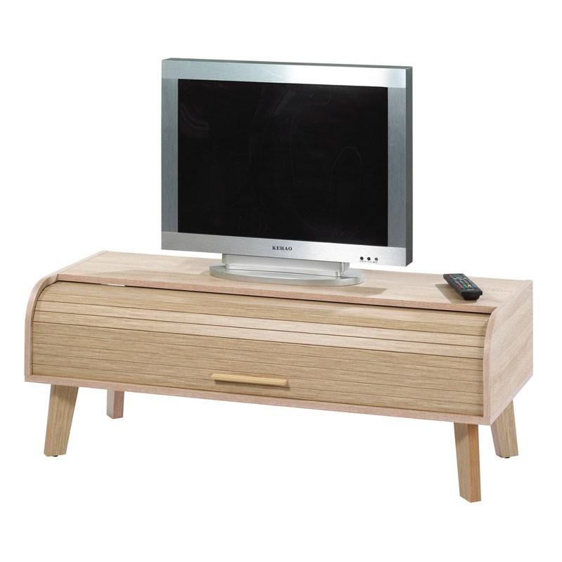 Meuble TV à rideau - ARKOS n°6
