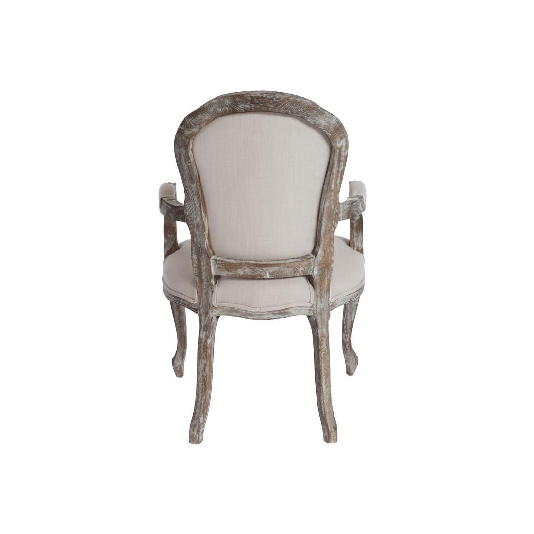 fauteuil r gence tissu ivoire gladys univers des assises. Black Bedroom Furniture Sets. Home Design Ideas