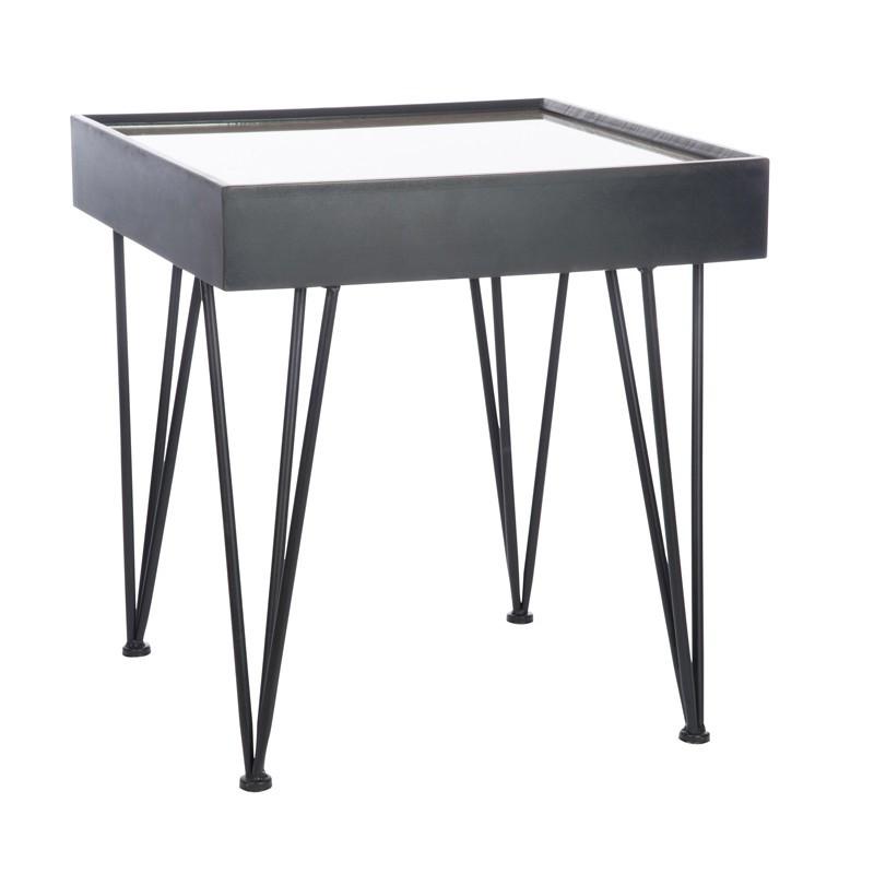 Table d'appoint piétement épingle - PINGY
