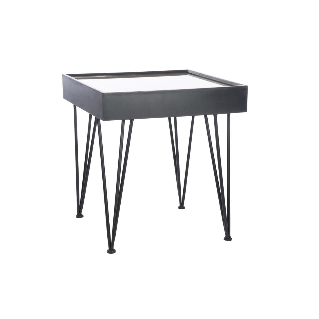 table d 39 appoint p tement pingle pingy univers du salon. Black Bedroom Furniture Sets. Home Design Ideas