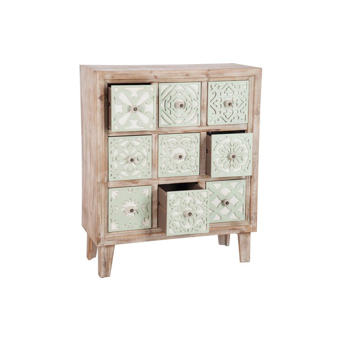 commode orientale orienti univers de la chambre et. Black Bedroom Furniture Sets. Home Design Ideas