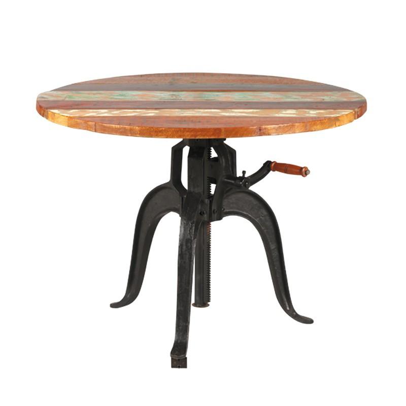 Table d'appoint à hauteur variable DENVER - Univers des Petits meubles : Tousmesmeubles