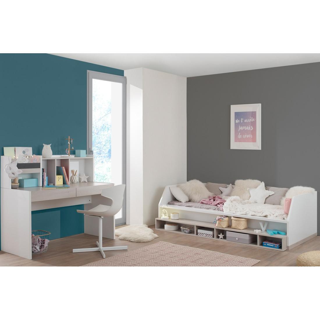 bureau et surmeuble bureau eden univers du bureau tousmesmeubles. Black Bedroom Furniture Sets. Home Design Ideas