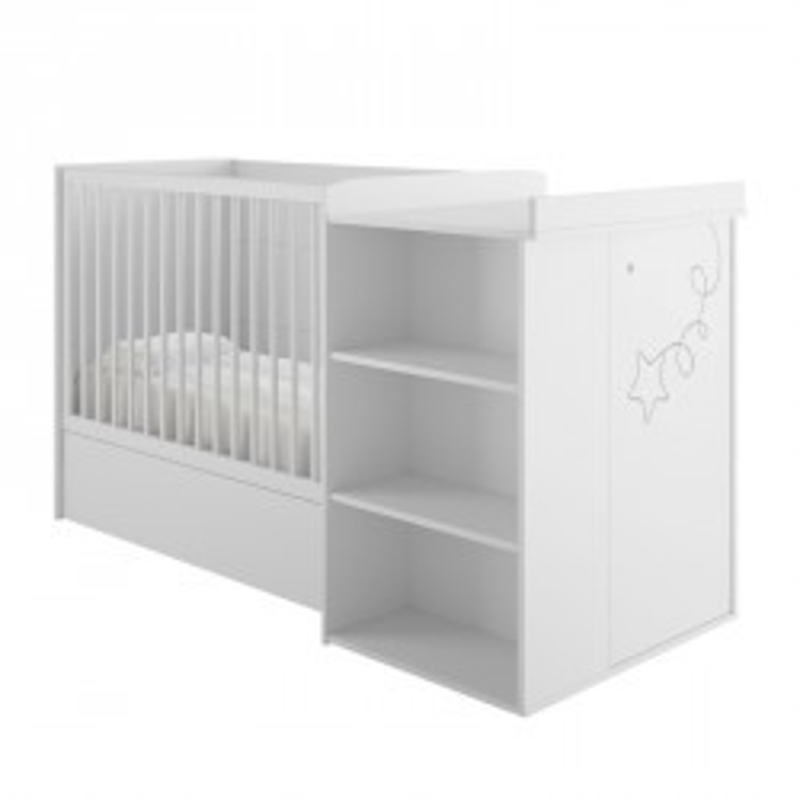 Lit compact Chambre de Bébé - NOA