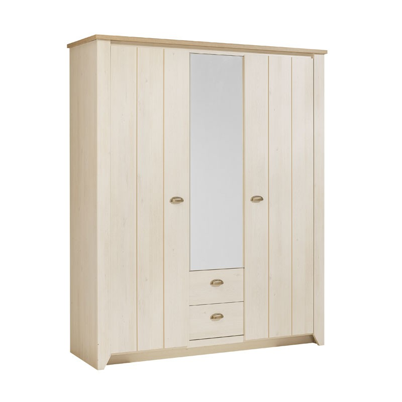 Chambre compl te 140 190 helene univers chambre for Chambre complete adulte 140