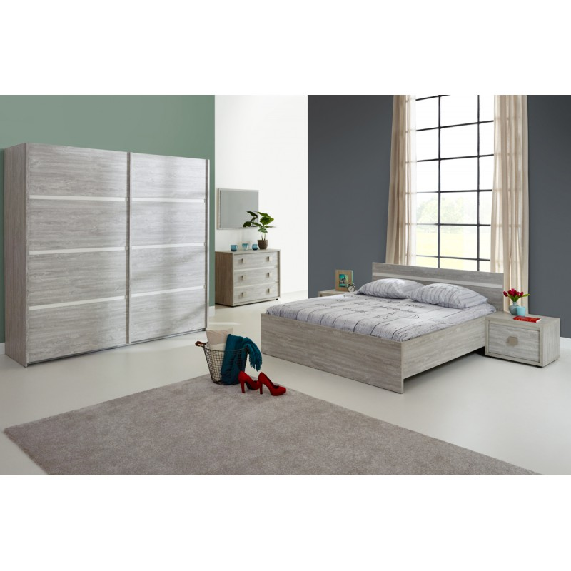 cadre t te de lit 140 cm pepino univers de la chambre. Black Bedroom Furniture Sets. Home Design Ideas