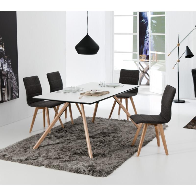Table de repas blanche - HECTOR