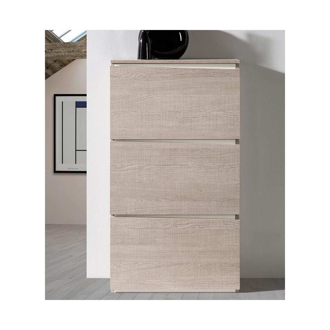 meuble chaussures ch ne clair owenne univers des. Black Bedroom Furniture Sets. Home Design Ideas