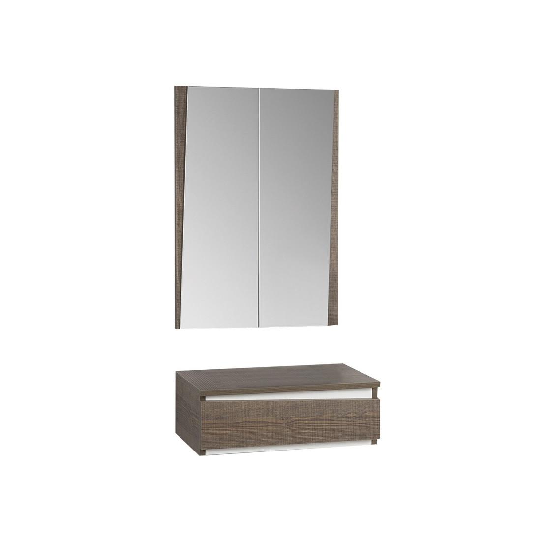 meuble entree suspendu photos de conception de maison. Black Bedroom Furniture Sets. Home Design Ideas