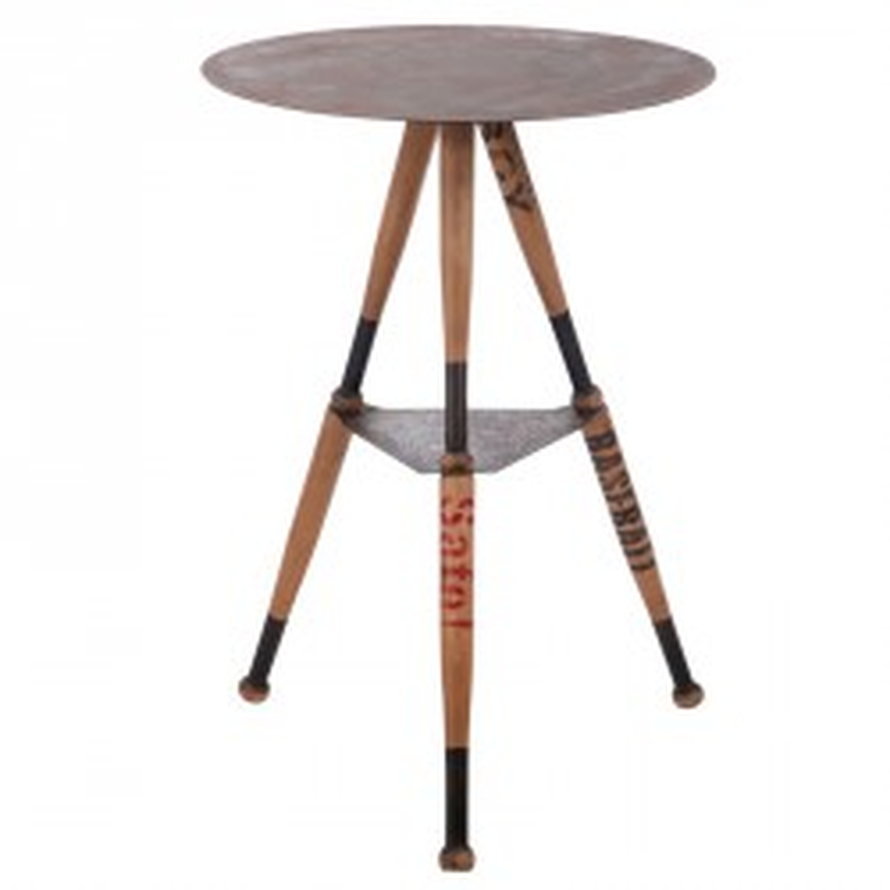 Table haute baseball - FRAPPEUR