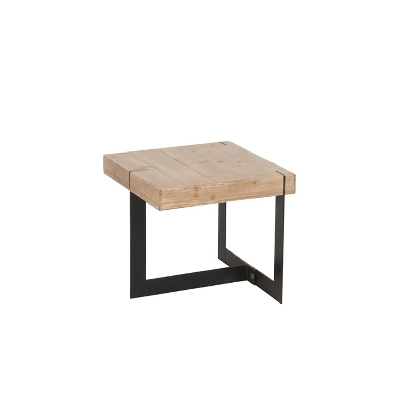 Table basse moderne au design minimaliste helphie - Table d appoint contemporaine ...