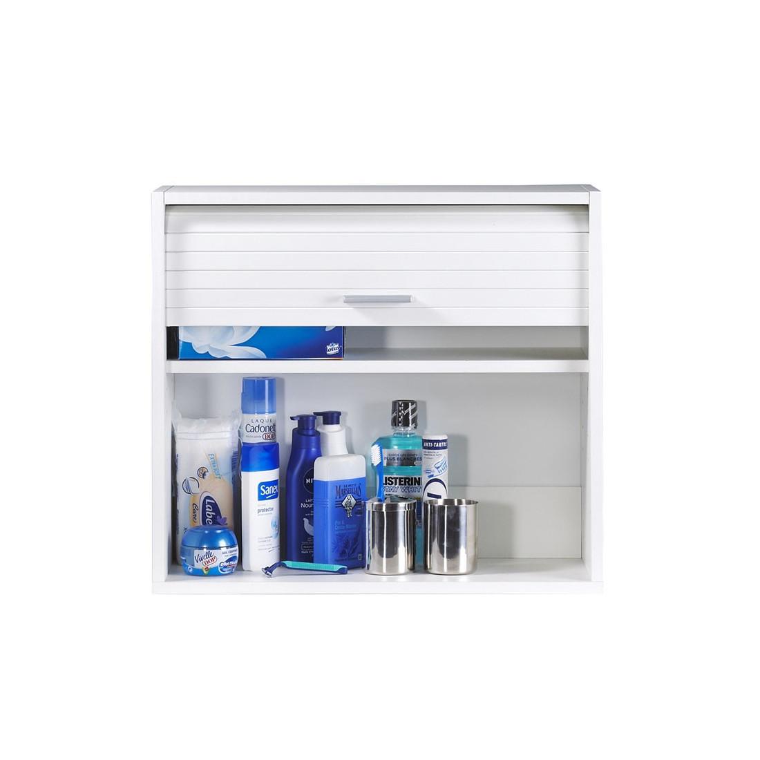 meuble de rangement de cuisine bas blanc dino univers de la cuisine. Black Bedroom Furniture Sets. Home Design Ideas