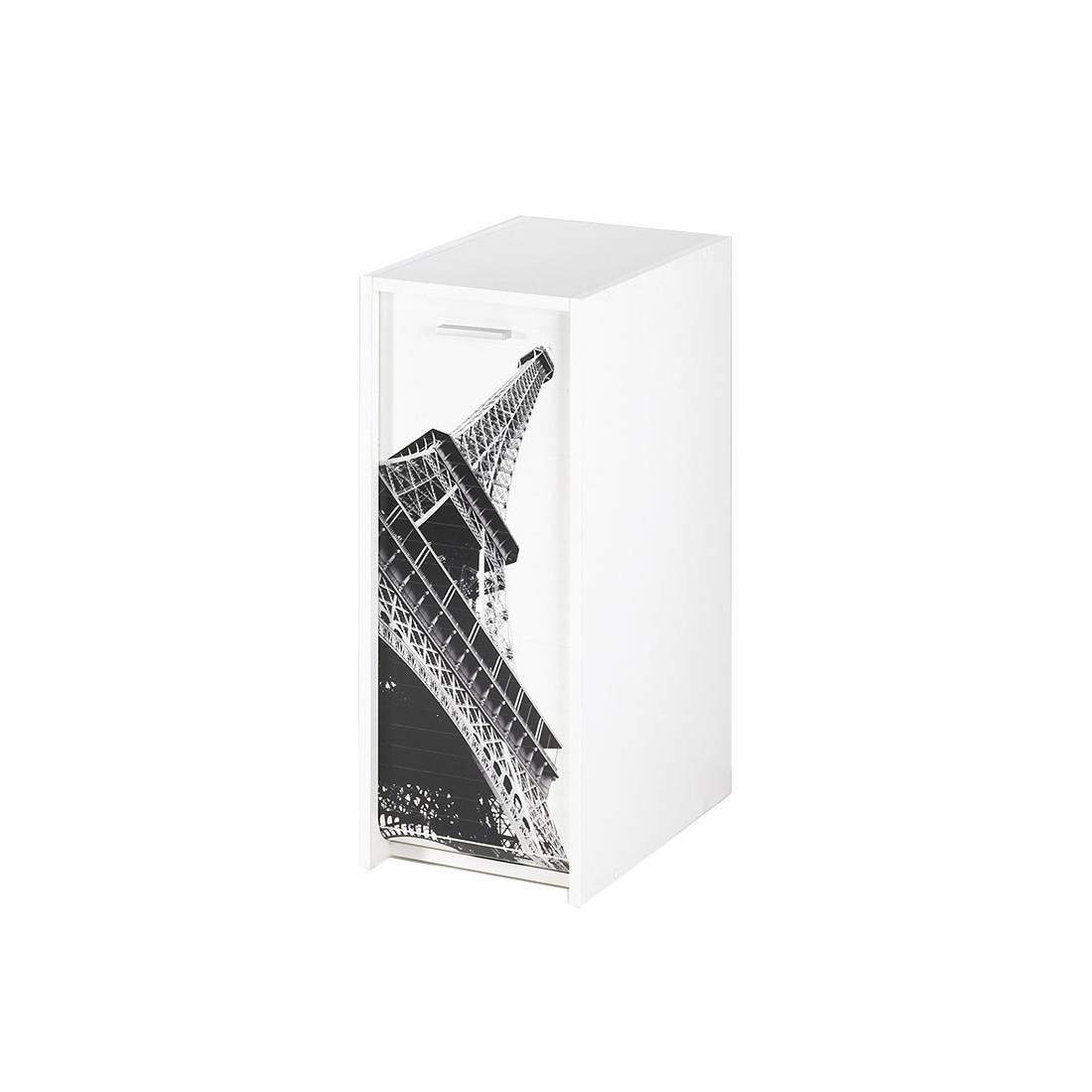 caisson rideau tour eiffel et caisson blanc jeezy n 7 univers bureau. Black Bedroom Furniture Sets. Home Design Ideas