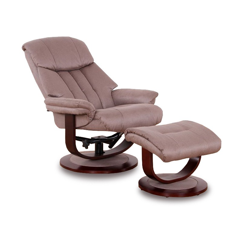 Fauteuil relaxation marron infinity univers salon for Fauteuil de salon relax