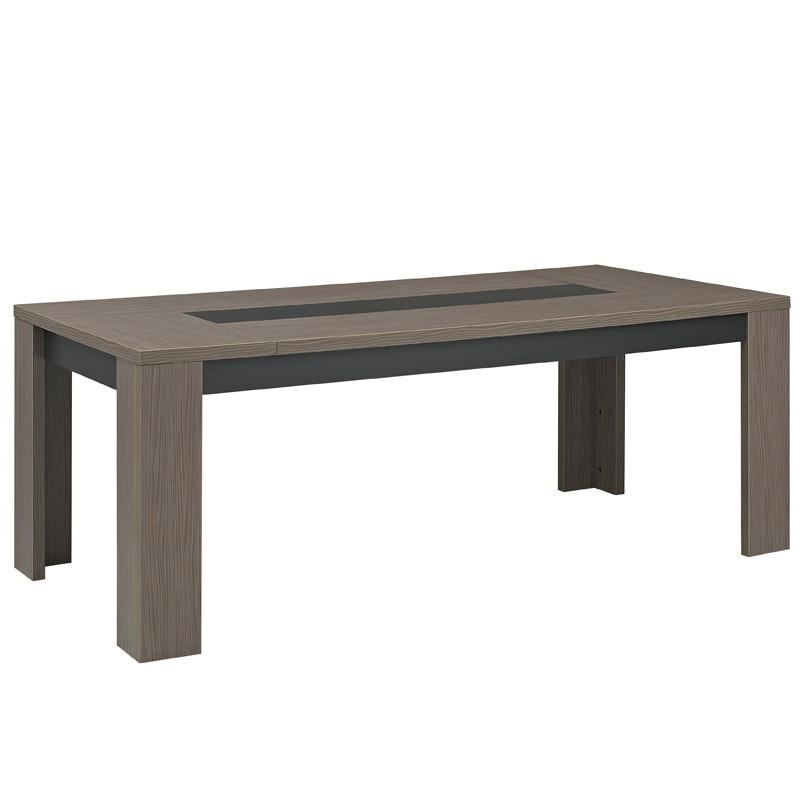 Table de repas Chêne cérusé - HANNY