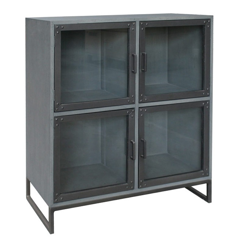Buffet 4 portes ANTHROS L 86 x l 40 x H 98,5