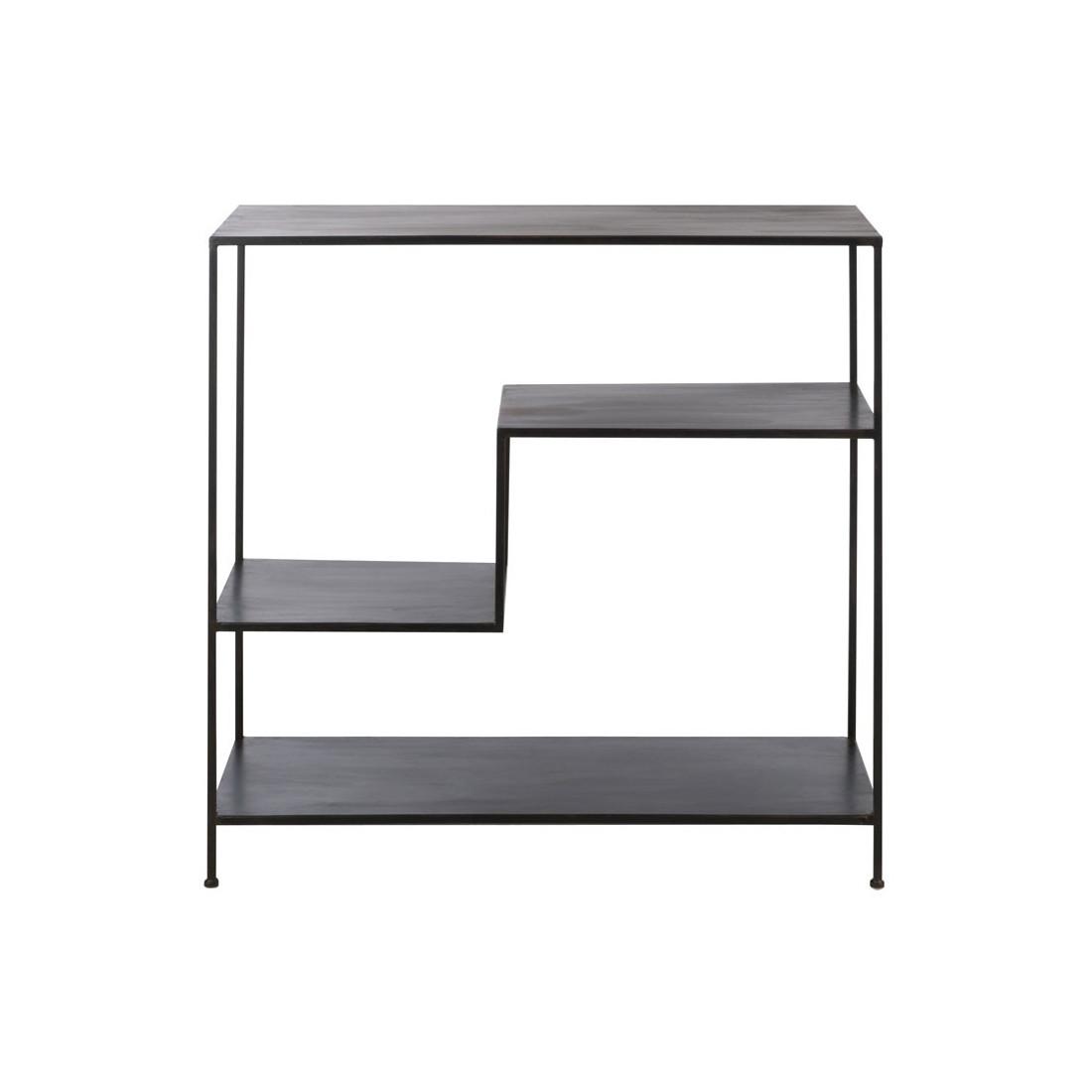 tag re m tal noir petit mod le becky univers des petits. Black Bedroom Furniture Sets. Home Design Ideas