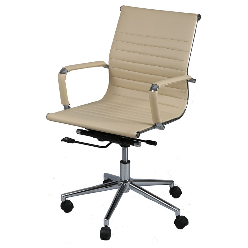 Chaise de bureau beige 28 images office chairs swivel - Chaise de bureau knoll ...