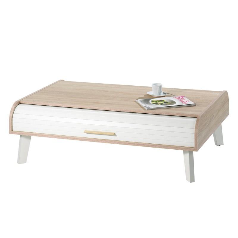 Table basse à rideau - ARKOS n°2