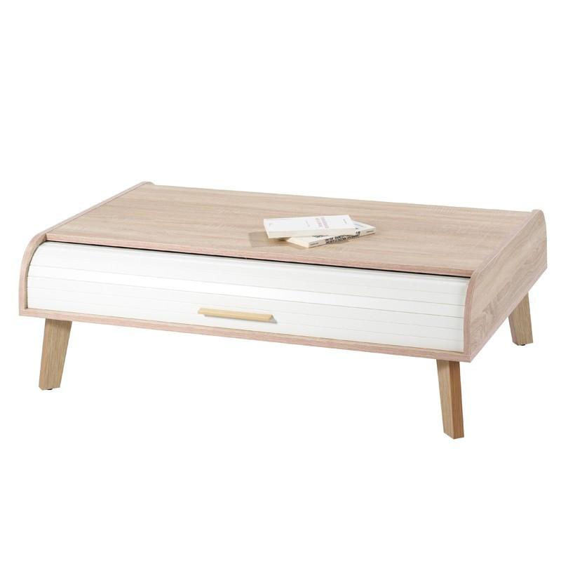 Table basse à rideau - ARKOS n°5